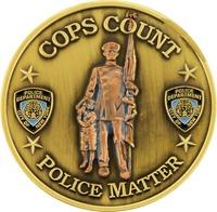Cops Count, Police Matter