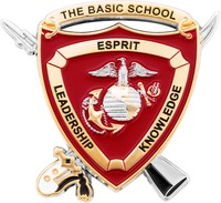 Basic School Commanding Officer - Front