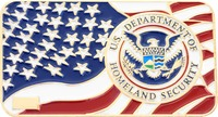 US Department Of Homeland Security Singapore-Back