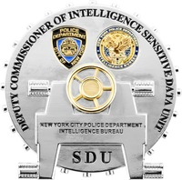 NYPD Sensitive Data Unit - Back