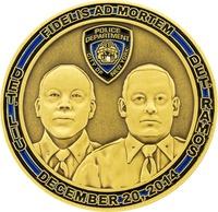 NYPD Det. Liu And Det. Ramos
