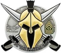 Spartan Brigade - Front