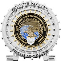 NYPD Sensitive Data Unit - Front