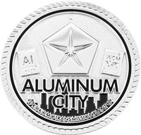 Aluminum City - Front