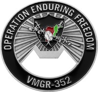 Operation Enduring Freedom - Front