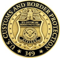 US Customs And Border Protection - Front