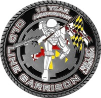 Old Line Garrison 501st Legion - Back