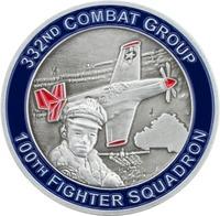 1st Lt. Calvin J. Spann - Back