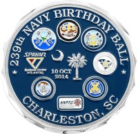 239th Navy Birthday Ball - Front