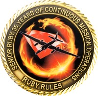 Lockheed Martin Ruby Rules - Back