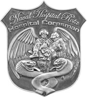 Hospital Corpsman - Front