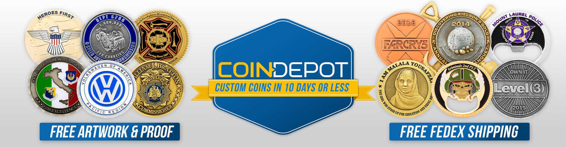 Coin Depot